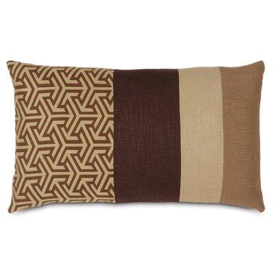 Mondrian Throw Pillow Color: Multi-colored