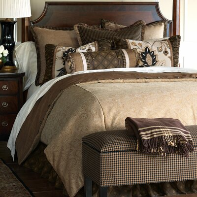 Aston Duvet Cover Set Size: Queen