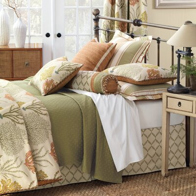 Caicos Duvet Set Size: Queen