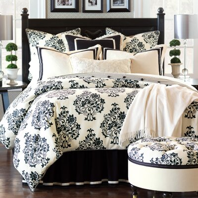 Evelyn Duvet Cover Set Size: Super Queen