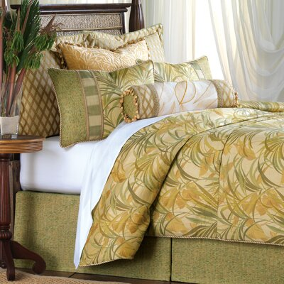 Antigua Duvet Cover Set Size: Super King