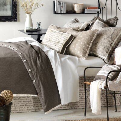 Daphne Duvet Cover Set Size: King