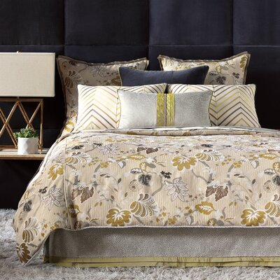 Caldwell Duvet Cover Set Size: Super King