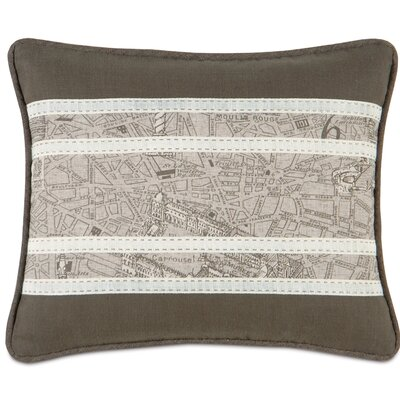 Daphne Trompe Throw Pillow