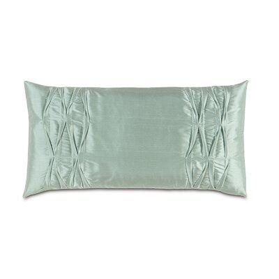 Kinsey Serico Pintucks Lumbar Pillow