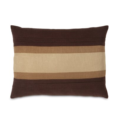 Mondrian Haberdash Linen Lumbar Pillow Size: Standard, Color: Multi