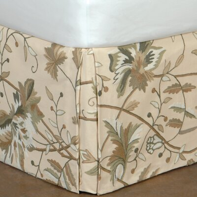 Gallagher Bed Skirt Size: King
