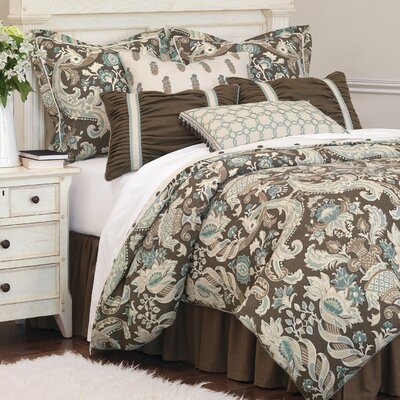 Kira Duvet Cover Set Size: Queen