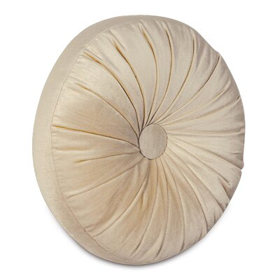 Lucerne Tambourine Throw Pillow Color: Taupe