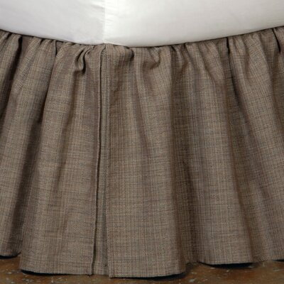 Mica Farrow Bed Skirt Size: Full