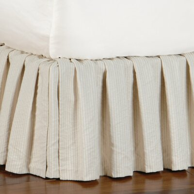 Brookfield Allston Bed Skirt Size: Queen