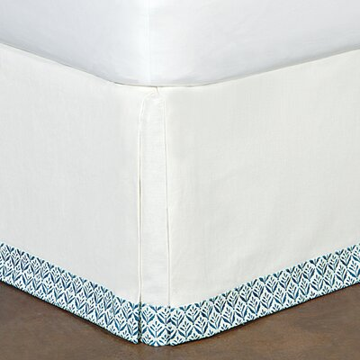 Ceylon Filly Bed Skirt Size: Queen