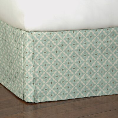 Avila Arlo Ice Bed Skirt Size: Queen