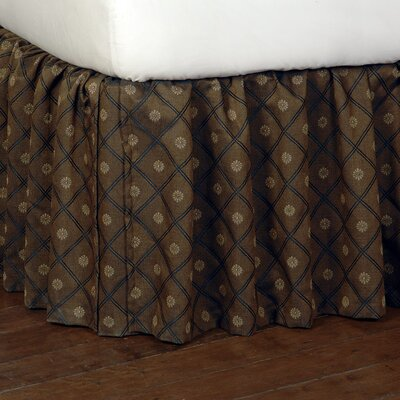Aston Birkdale Bed Skirt Size: Full