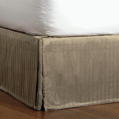 Chapman Humphrey Bed Skirt Size: California King