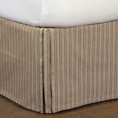 Kai Nestor Bed Skirt Size: Twin