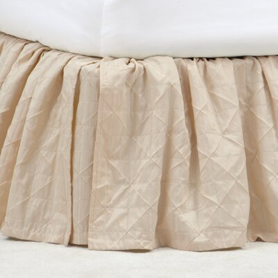 Carlyle Capellen Bed Skirt Size: California King