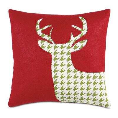 North Pole Dancer Throw Pillow