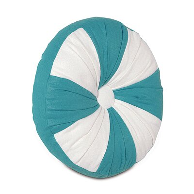 North Pole Mint Throw Pillow Color: Pepper Mint