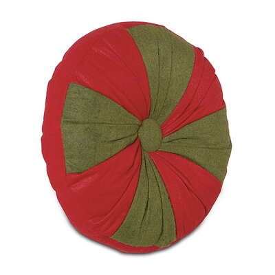 North Pole Mint Throw Pillow Color: Double Mint