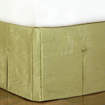 Bradshaw Cotton Bed Skirt Size: Twin