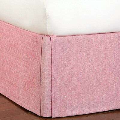 Polly Cotton Bed Skirt Size: Super King