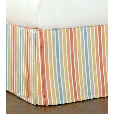 Capri Bed Skirt Size: Queen