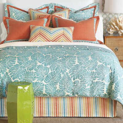 Capri Duvet Cover Set Size: King
