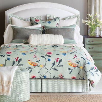 Gwyneth Duvet Cover Set Size: Super King