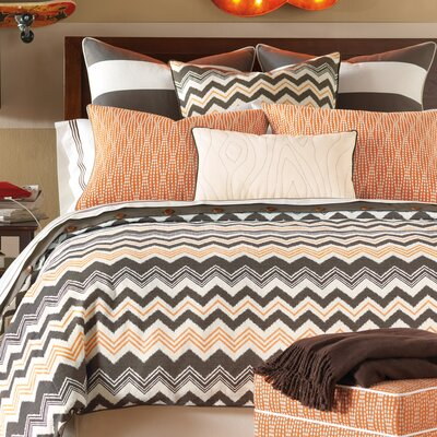 Dawson Comforter Size: King, Finish Type: Hand-Tacked