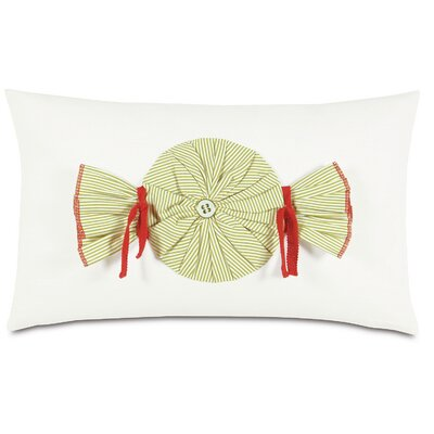 Seasonally Chic Juicy Candy Outdoor Lumbar Pillow