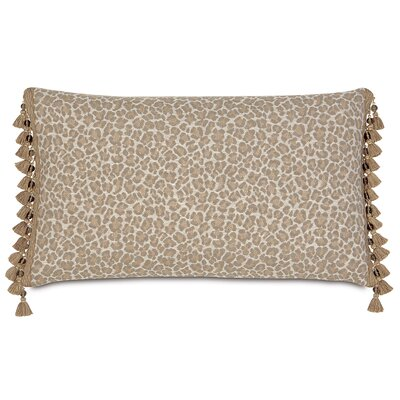 Rayland Parrish Fawn Cotton Lumbar Pillow