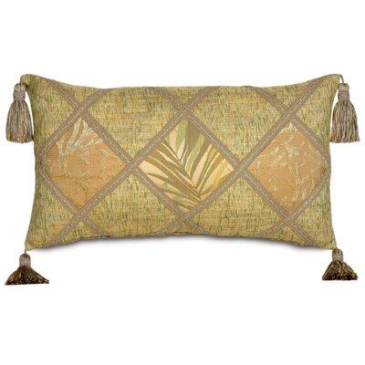 Antigua Diamond Collage Lumbar Pillow