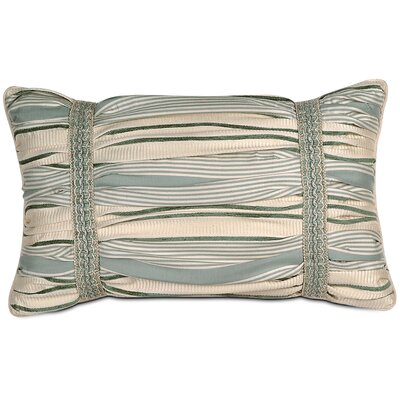 Carlyle Luxembourgh Spa Ruched Lumbar Pillow