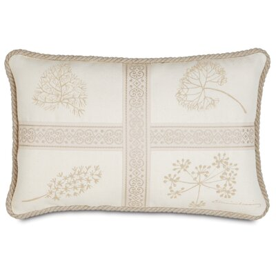 Brookfield Hand-Painted Lumbar Pillow