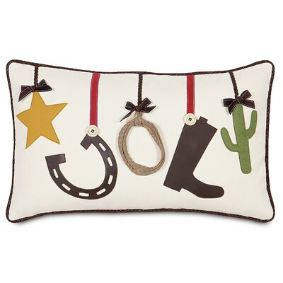 Jingle Bell Rock Party Hop Lumbar Pillow