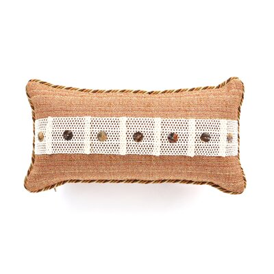 Caicos Stark Sunset Lumbar Pillow