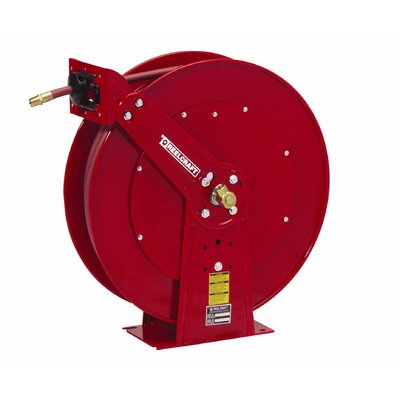 "Reelcraft 0.75"" x 50', 250 psi, Heavy Industrial Air / Water Reel with Hose at Sears.com"
