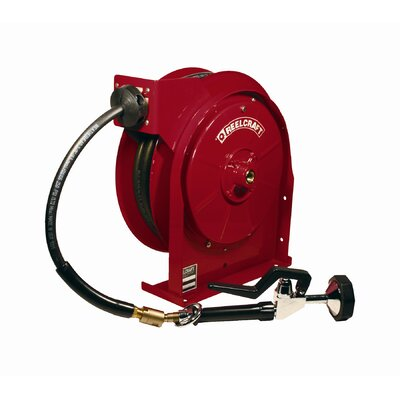 "Reelcraft 0.5"" x 35', 150 psi, Portable Drinking & Pre-Rinse Reel with Hose at Sears.com"