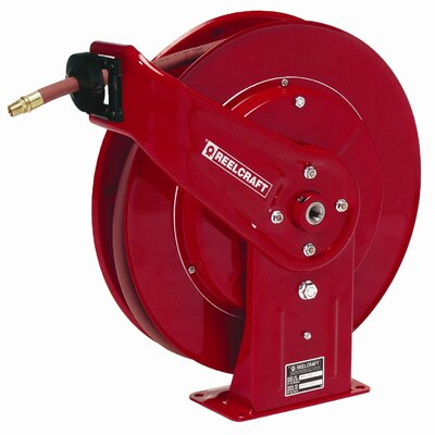"Reelcraft 0.75"" x 25', 300 psi, Heavy Industrial Air / Water Reel with Hose at Sears.com"