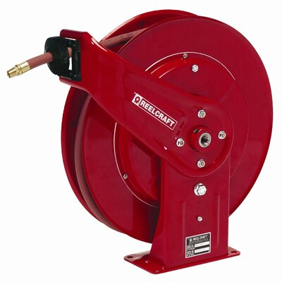 "Reelcraft 0.5"" x 50', 2000 psi, Heavy Industrial Oil Reel with Hose at Sears.com"