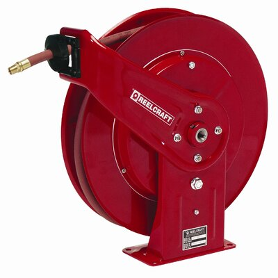 "Reelcraft 0.38""x 50', 4000 psi, Heavy Industrial Grease Reel with Hose at Sears.com"