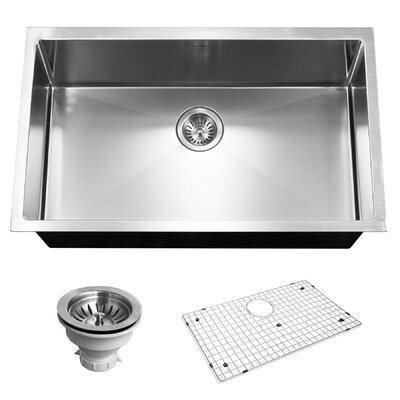 Savoir 32 x 18 Kitchen Sink