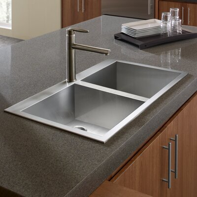 Bellus 33 x 22 Kitchen Sink