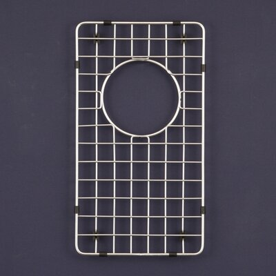 WireCraft 9 x 16 Bottom Grid for Epicure Farmhouse 70/30 Sink