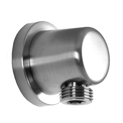 Wall Supply Elbow Finish: Brushed Nickel