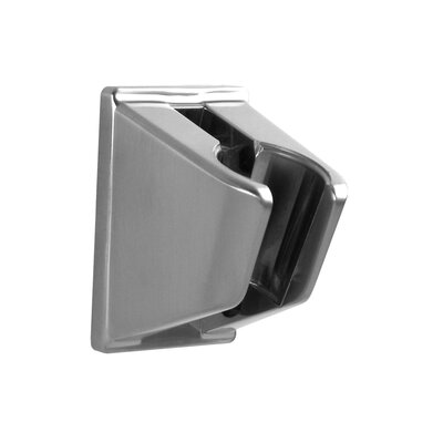 Fixed Wall Bracket Finish: Brushed Nickel