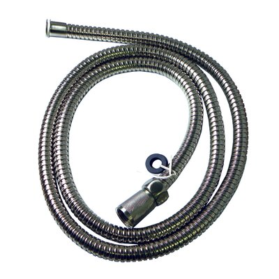 Shower Hose Finish: Satin Nickel