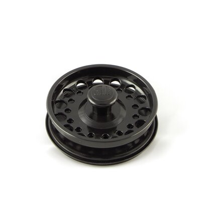 Basket for Disposal Flange Finish: Black
