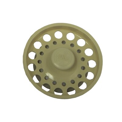 Basket for Basket Strainer Finish: Almond